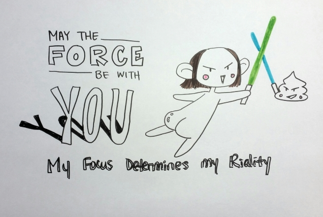 Riality. May the Force be with You